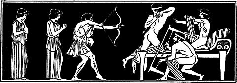 odysseus discussion questions Why does odysseus decide to reveal his identity to two men before he strings his bow who are they  the odyssey part ii study guide.